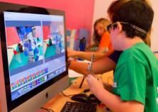 Students experiment using Legos with open source program Frame by Frame